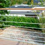 Trapper, gelænder, rækværk og glasværn