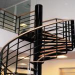 stålterrasser og trapper
